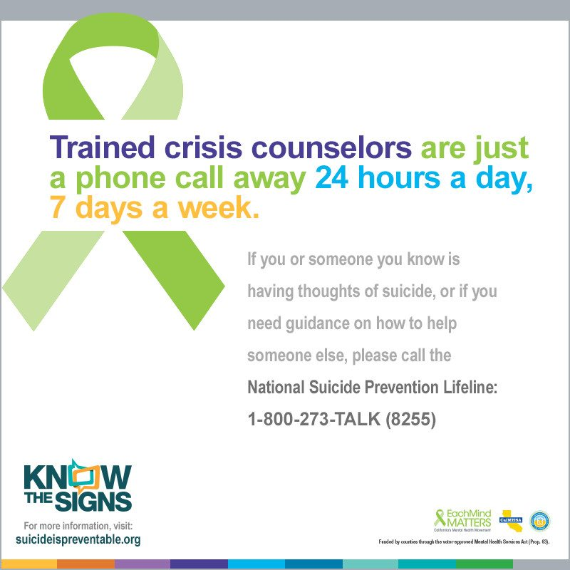 Trained Crisis Counselors Are Just A Phone Call Away Jpg